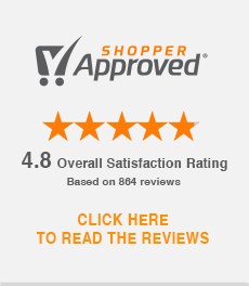 Shopper Approved Banner
