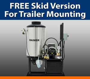 truck mount pressure washer, steam pressure washer