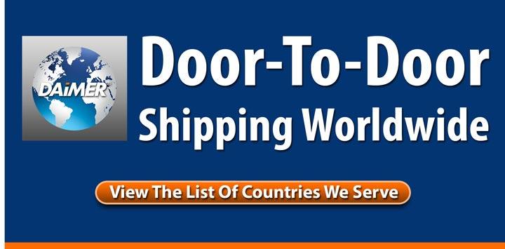 Door to Door Shipping WorldWide