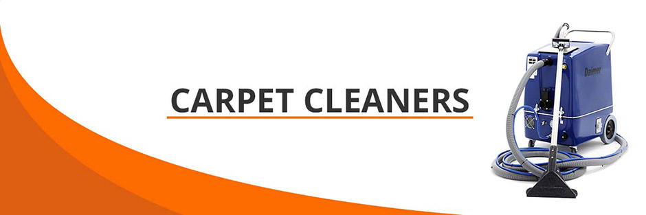 Carpet Cleaners Category Image