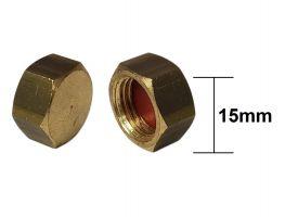 Boiler Drain Cap w/ Gasket (RA3315)