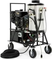Super Max 10880 Gas Powered Gum Removal Equipment