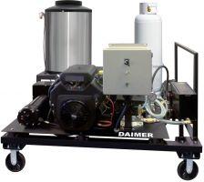 Super Max 12400 PE Propane Steam Cleaner