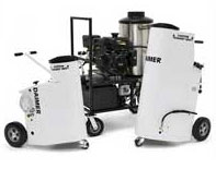 Commercial, Industrial Pressure Washers, Steam Pressure Washers